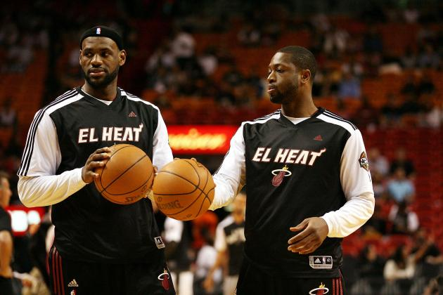 How Miami Heat Match Up with the San Antonio Spurs in the NBA Finals