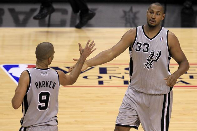 Roger Federer and San Antonio Spurs: Comparing Their Greatness
