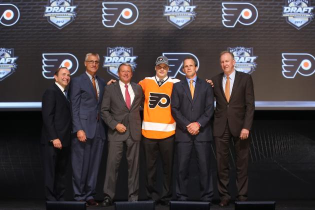 Answering the 4 Biggest Questions About the Philadelphia Flyers' Draft Plans