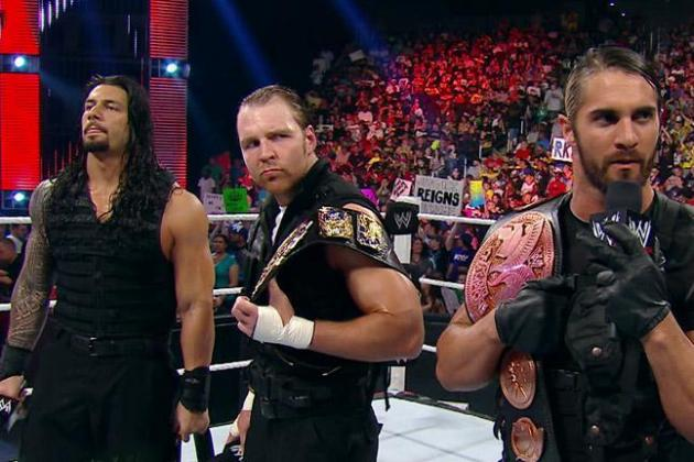 WWE Politics: How the Boys in the Back Will Derail The Shield's Push