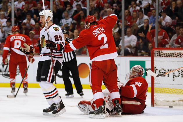 Detroit Red Wings vs. Chicago Blackhawks: Preview and Prediction for Game 7