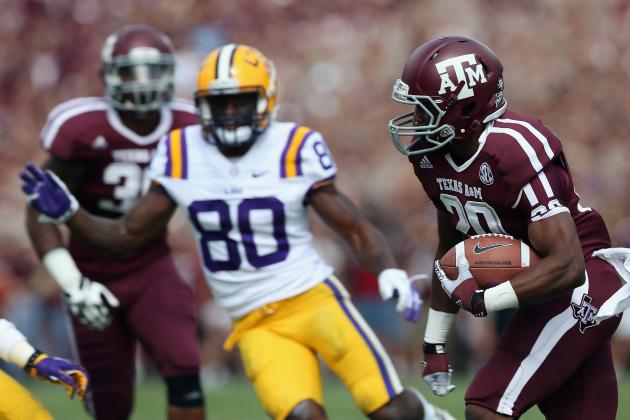 Texas A&M Football: 5 Aggie Players Who Will Become Standouts in 2013