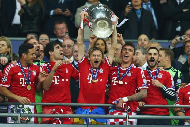 UEFA Champions League 2012-2013 Awards