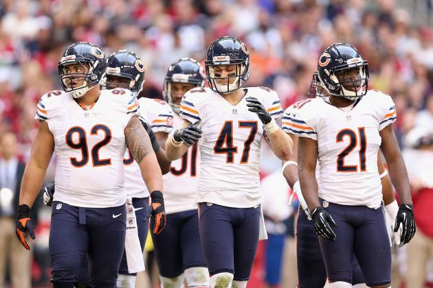 Offseason Power Rankings for Every Player on the Chicago Bears Roster