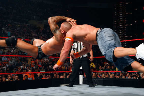 Randy Orton and the 15 Best RKOs of His WWE Career