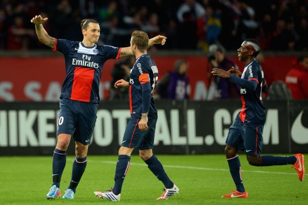 Ligue 1's Best XI of the Season