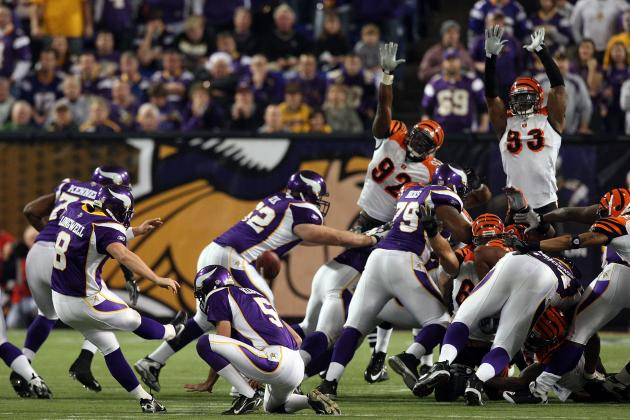 Power Ranking the 5 Greatest Kickers in Minnesota Vikings History