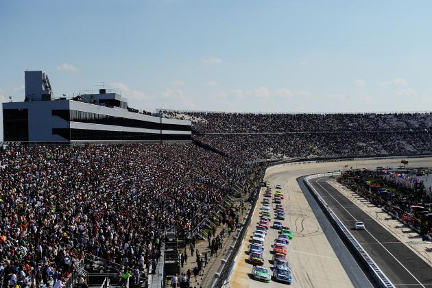 Fantasy NASCAR Picks for FedEx 400 at Dover