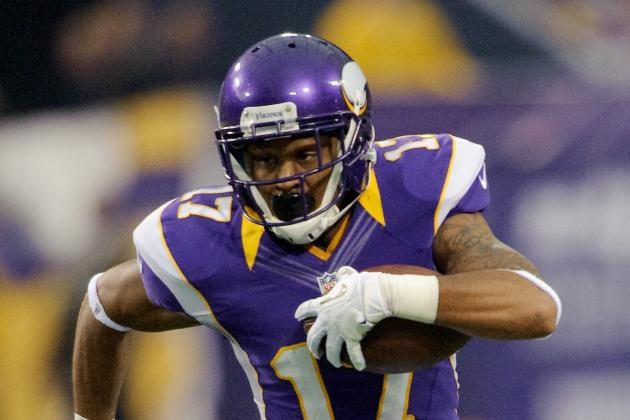 Minnesota Vikings: 4 Young Players Poised to Break out in the 2013 NFL Season