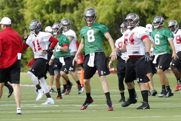 The Best Rookie Storylines at the Tampa Bay Buccaneers' OTAs