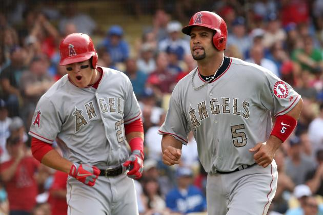 Los Angeles Angels: Grading Offensive Player Performances for the Month of May