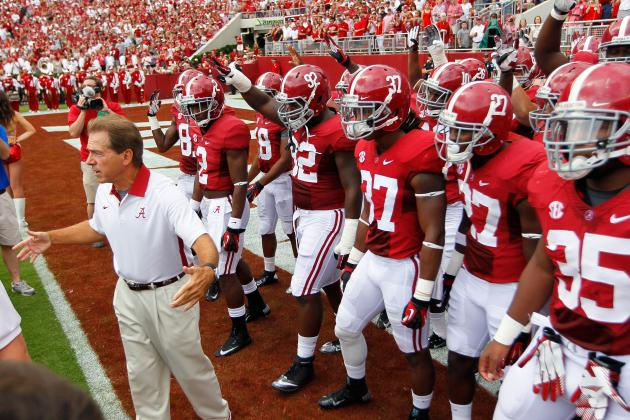 Alabama Football Recruiting: Analyzing the Recruiting Board for 2014 Class