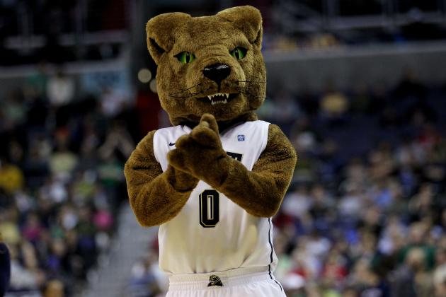 Ranking the 20 Best Mascots in College Basketball