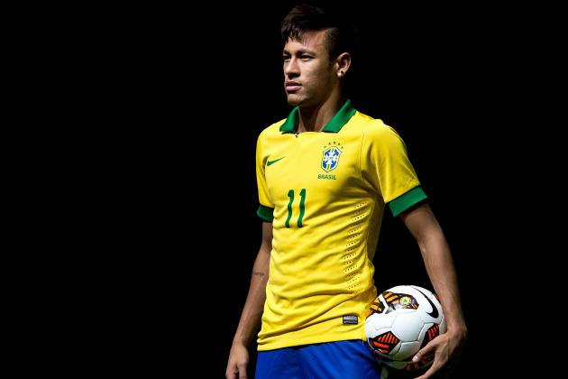 FC Barcelona: 5 Things Neymar Signing Means for Barcelona