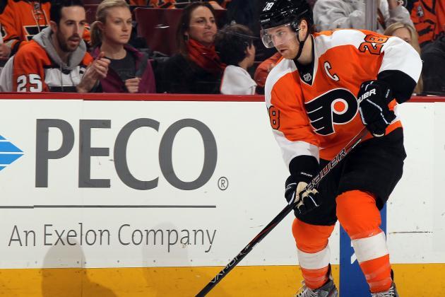 Best-Case Scenario for Each Philadelphia Flyers Star During 2013-2014 Season
