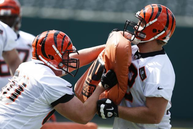 Best Rookie Storylines at Bengals OTAs