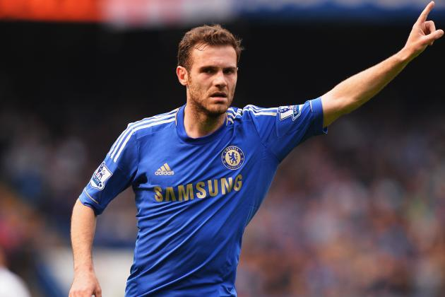 Barcelona: Why Chelsea's Juan Mata Should Be High on Camp Nou Transfer Targets