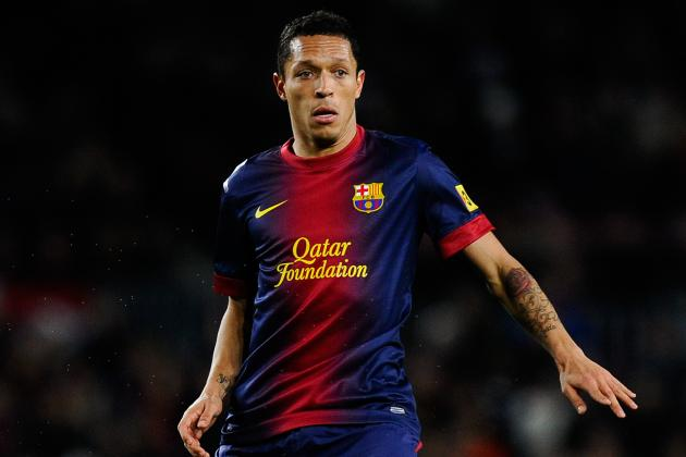 Barcelona: Why Adriano Deserves New 4-Year Contract at Camp Nou