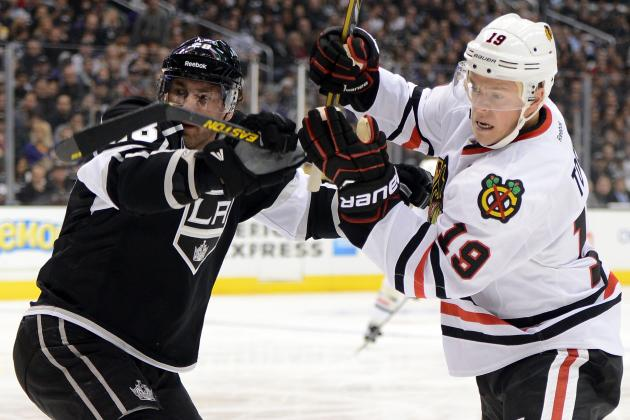 Chicago Blackhawks vs. Los Angeles Kings: NHL Playoff Preview and Prediction