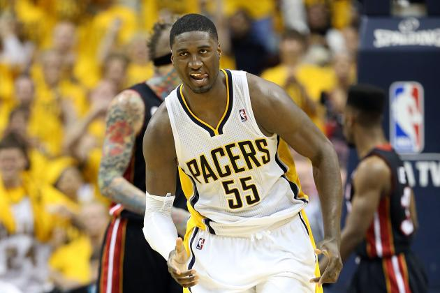 All-NBA Teams, Playoffs Edition: Where Does Roy Hibbert Rank?