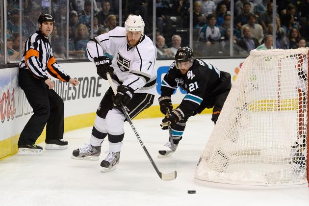 NHL Free Agency 2013: Ranking the Top 10 Free-Agent Defensemen This Offseason