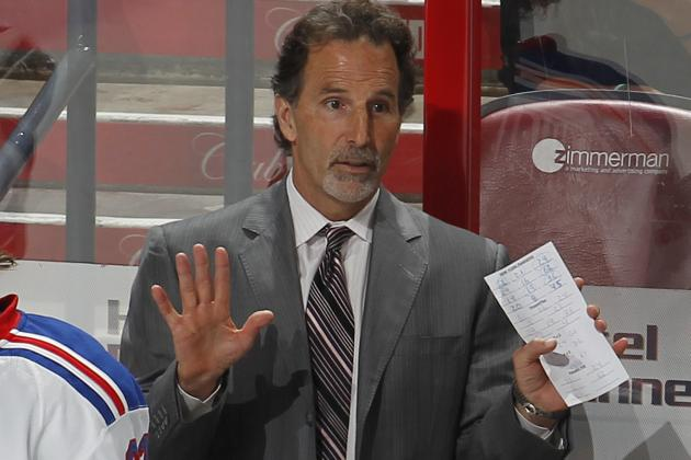 John Tortorella Is Gone, so What's Next in New York Rangers' Improvement Plan?