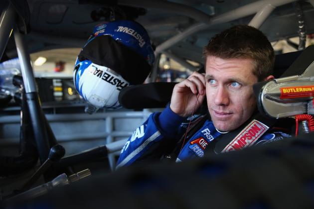 Calling Contender or Pretender NASCAR for Sprint Cup Series Top 10 Drivers