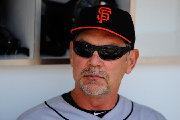 San Francisco Giants: Grades for Every Player Through the Month of May