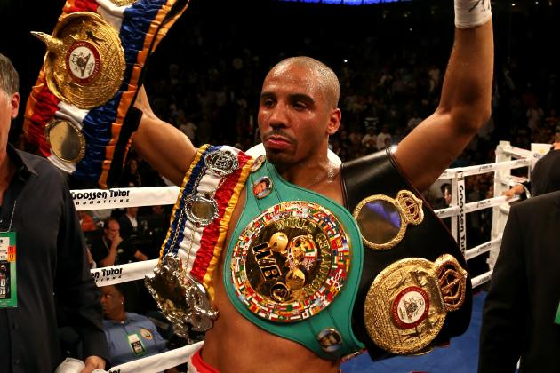 Ranking the Worst Alphabet Belt Holders in Boxing