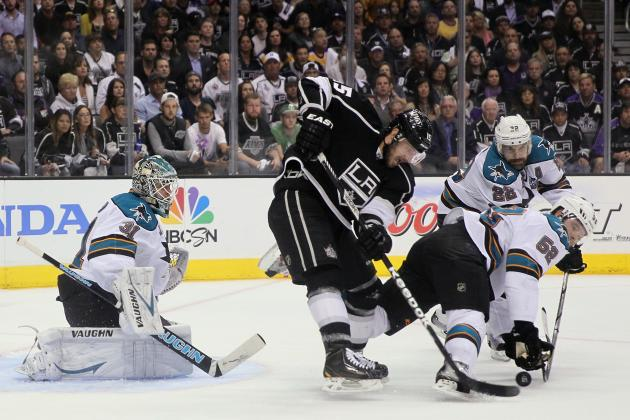 3 Unsung San Jose Sharks in 2013 Stanley Cup Playoffs