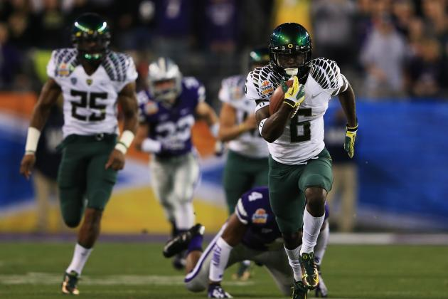 Pac-12 Football: Power Ranking the Top 5 Candidates for 2013 Player of the Year