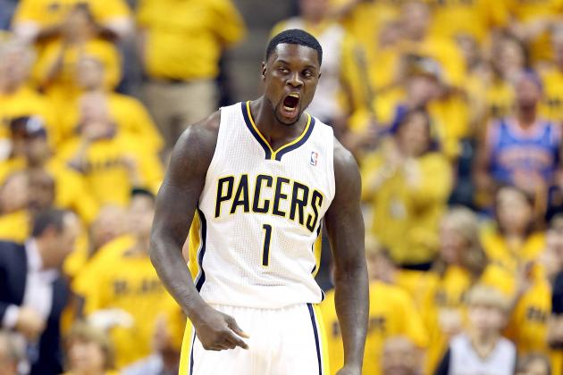 6 Plays from Game 4 of the ECF That Prove Lance Stephenson's X-Factor Status