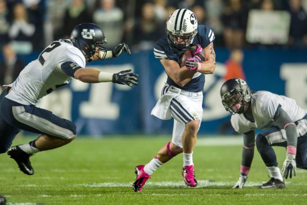 BYU Football: Why Utah State Series Won't Ever Take Place of Utah Rivalry