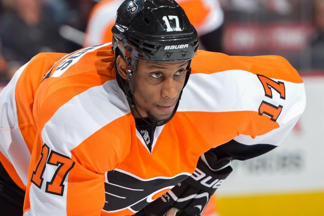 3 Philadelphia Flyers Set for Breakout Campaigns in 2013-14 Season