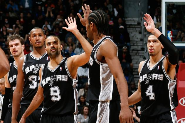 Meet the Under-the-Radar Players That Make the San Antonio Spurs Awesome