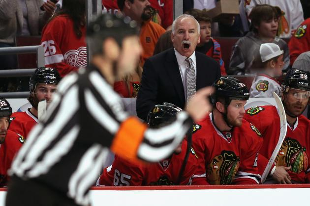 Ranking the Most Influential Blown Calls of the 2013 NHL Playoffs