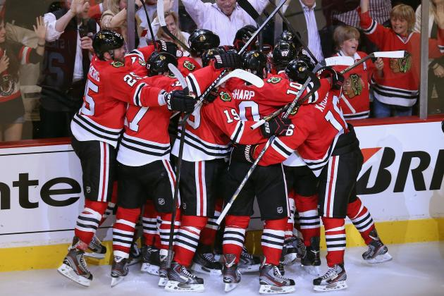 NHL Playoffs: 5 Best Blackhawks in Chicago's Series Win over Detroit Red Wings