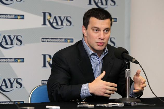 A Look at Where Tampa Bay Rays' Top Draft Picks from 2010 Are Now