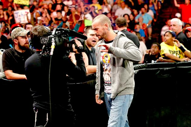 5 Reasons CM Punk Needs and Deserves Time off