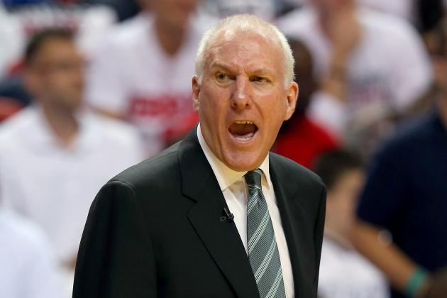 Gregg Popovich's Most Hilarious Moments with NBA Media