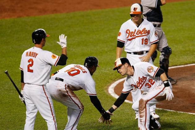 Baltimore Orioles: Grades for Every Player in May