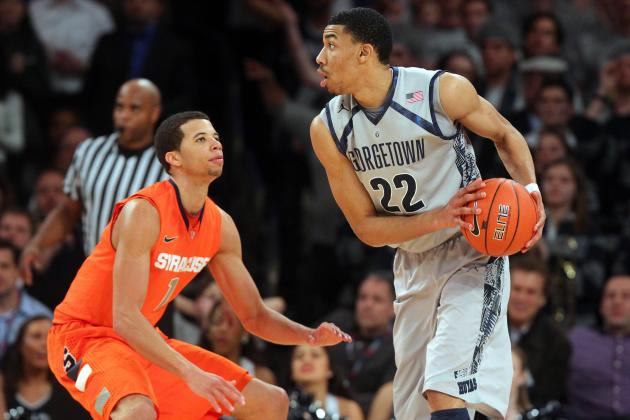 Stock Up, Stock Down for Top 20 2013 NBA Draft Prospects Entering June