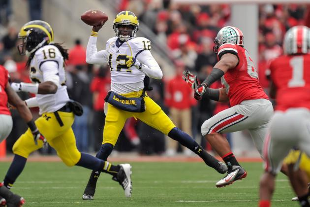 How Michigan Would Fare with Alabama's 2013 Schedule