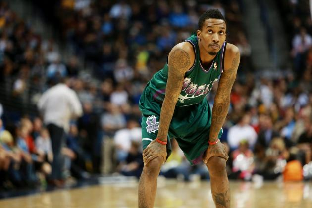 Potential Free-Agent Landing Spots for Brandon Jennings During 2013 Offseason