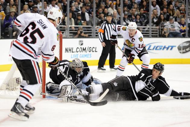 Blackhawks vs. Kings: Chicago's 5 Biggest Worries Heading into Series