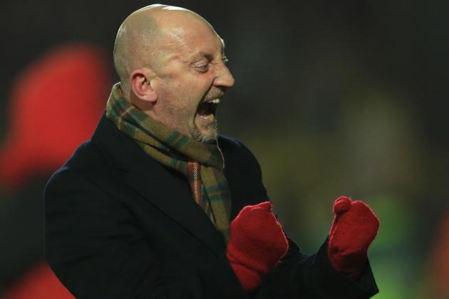 Ian Holloway's Greatest Moments in Videos