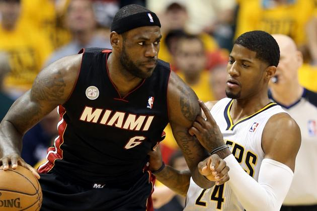 Ranking Most Thrilling Series of the 2013 NBA Playoffs