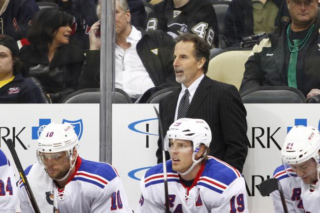 7 Reasons the Rangers Were Right to Fire John Tortorella