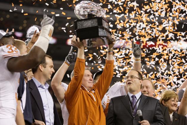9 Reasons Why the Texas Longhorns Will Win the Big 12 in 2013