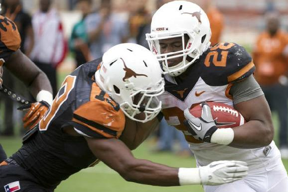 Texas Football: Top 5 Underrated Longhorns Entering 2013 Season